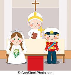 königlich, wedding