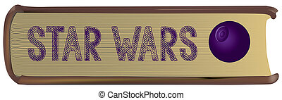 könyv, csillag háború