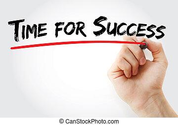 könyvjelző, idő, kéz, siker, írás