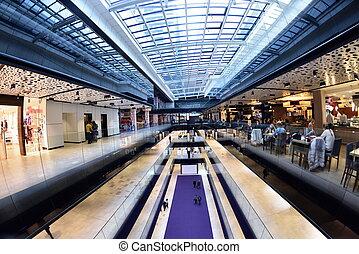 köpcenter