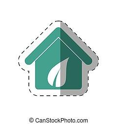 környezet, épület, tervezés, kitakarít