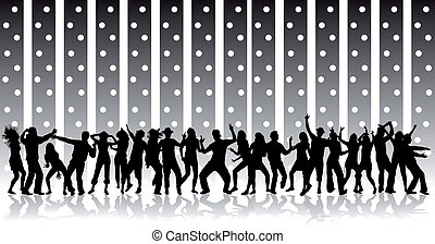 körvonal, tánc
