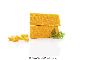 köstlich , cheddarkäse, cheese.