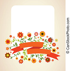köszönés kártya, meghívás, esküvő, vagy, közlemény