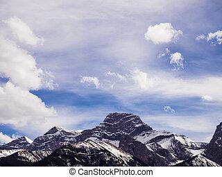 köves hegy, csúcs