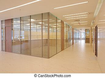 közös, irodaépület, belső