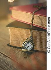 közelkép, fogalom, öreg, szüret, karóra, élet, fény, reggel, zseb, könyv, hangsúly, új, kazal, nap