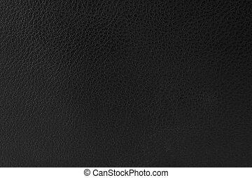 közelkép, közül, black bőr, struktúra