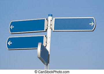 közlekedési jelzőtábla