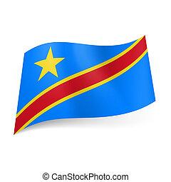 köztársaság, demokratikus, kongó
