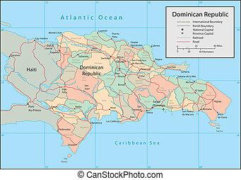 köztársaság, dominikai