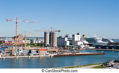 københavn, havn
