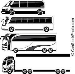 køretøjene