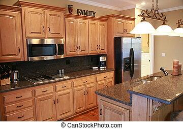 küche blick