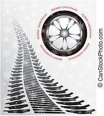 különleges, karácsonyi üdvözlőlap