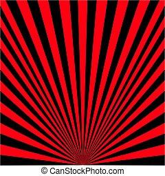 küllők, black piros, háttér
