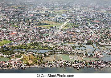 külváros, manila
