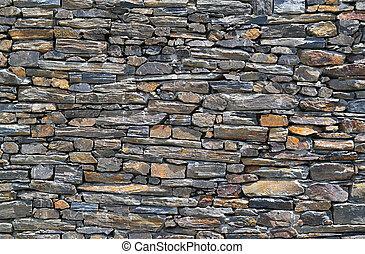 kőművesség, struktúra