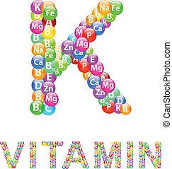 *k*, ויטמין