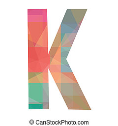 K alphabet