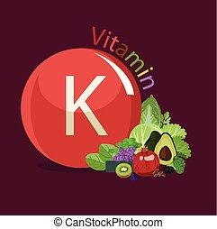 k, vitamina