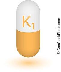 k1, vitamine