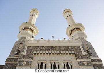kaaba, makkah, ミナレット