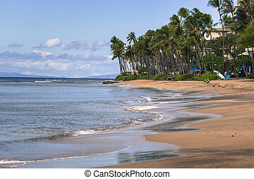 Kaanapali Beach, Maui Hawaii Tourist Destination