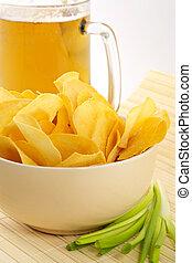 kaantjes, snack, frites, aardappel