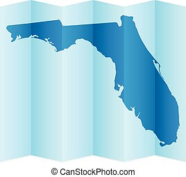 kaart, florida