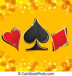 kaarten, casino
