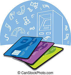 kaarten, krediet