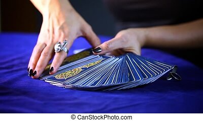 kaarten, tarot