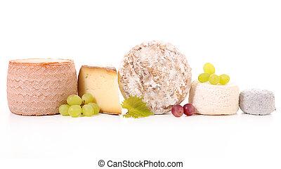 kaas, geassorteerd