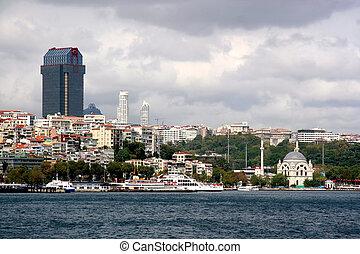 kabatas, Istambul