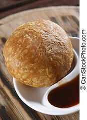 Kachori is a spicy snack from India - Kachori or Kachauri is...