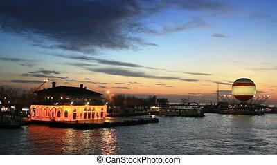 Kadikoy Port, Istanbul
