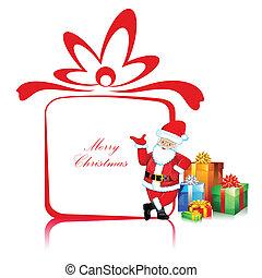 kadootjes, kerstmis, kerstman