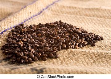 kaffe bønne