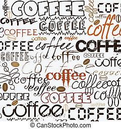 kaffe, bakgrund