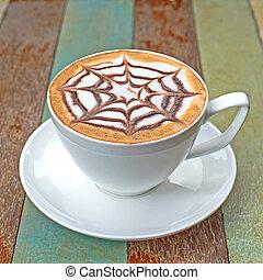 kaffe, konst