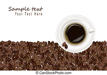 kaffe kopp, design