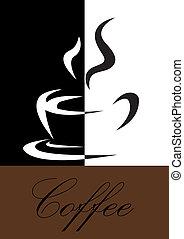 kaffe, symbol