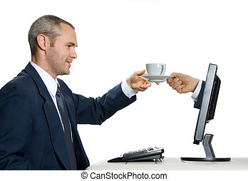 kaffee- zeit