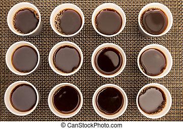kaffeetassen, verfügbar