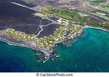 Kahuwai Bay, Big Island, Hawaii