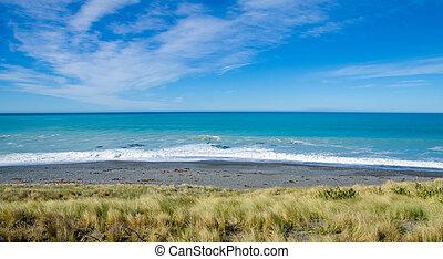 Kaikoura in New Zealand