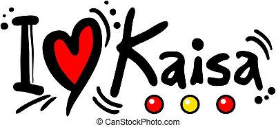 Kaisa love