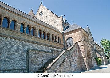 Goslar - Kaiserpfalz in Goslar