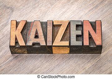 kaizen, -, contínuo, melhoria, conceito